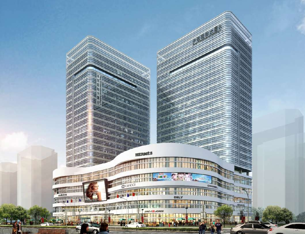 咸陽灃西國際大廈
