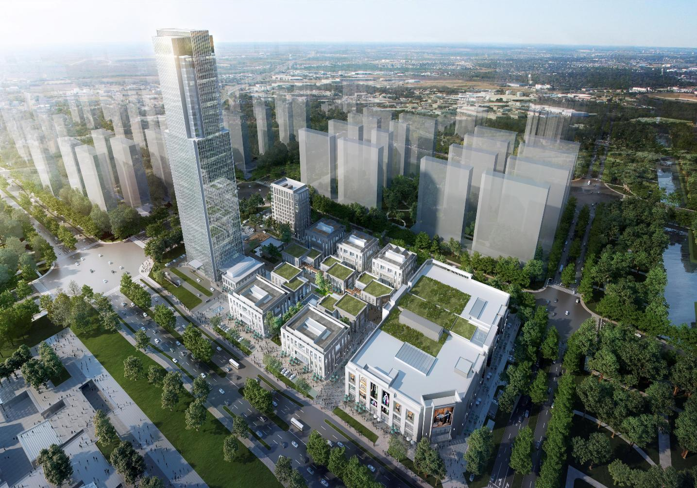 亳州綠地新都會購物中心
