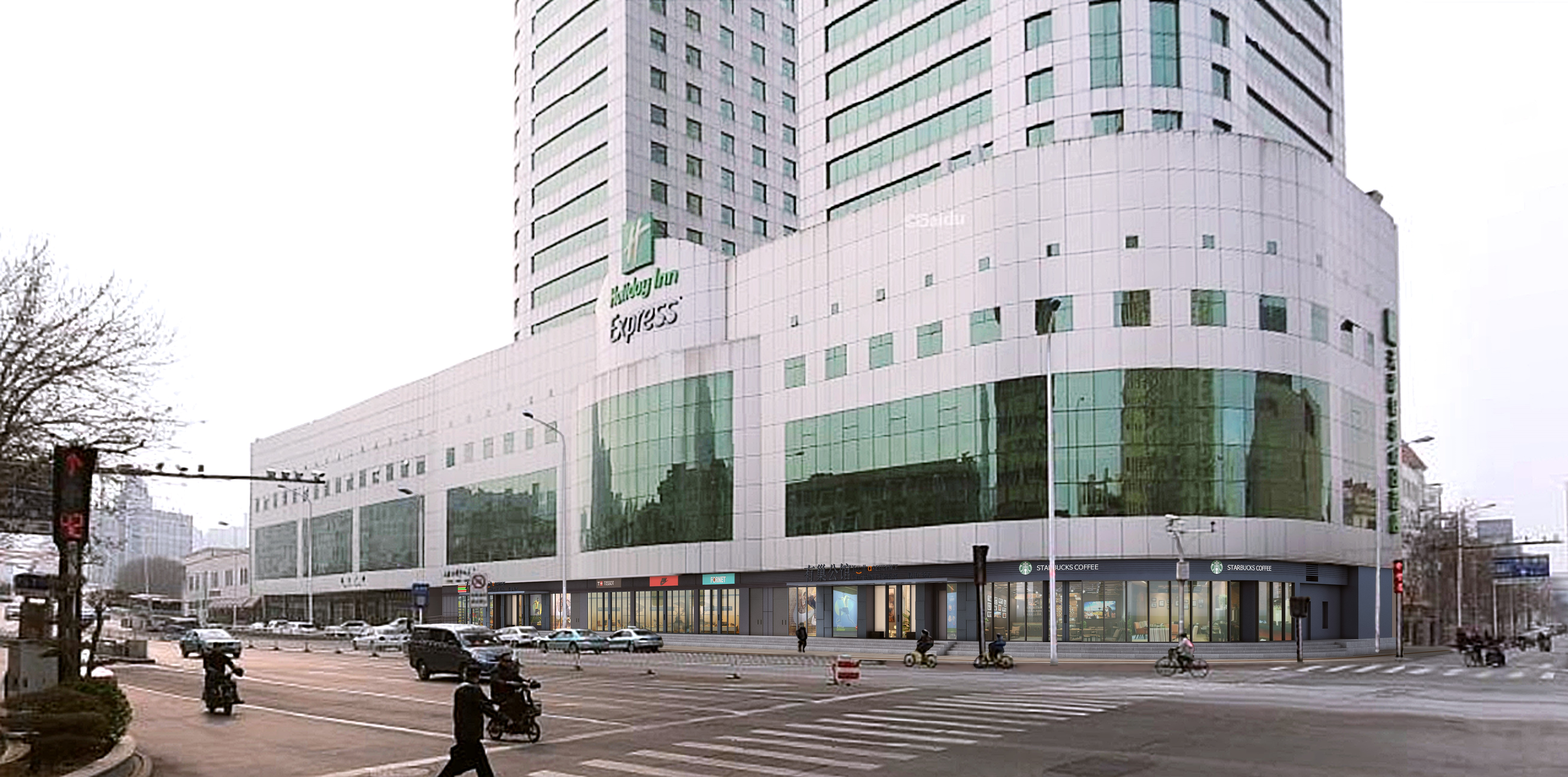 天津市有巢公馆