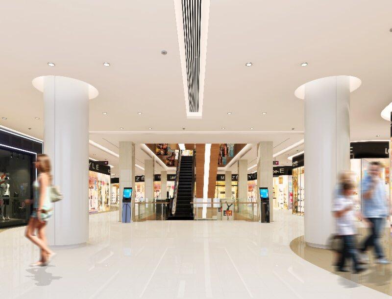 北京远通越洋园博购物中心